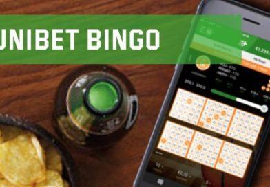 €10 gratis bij Unibet Bingo