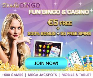 Trendiebingo online bingo