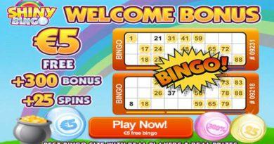 BeterBingo Shiny bingo