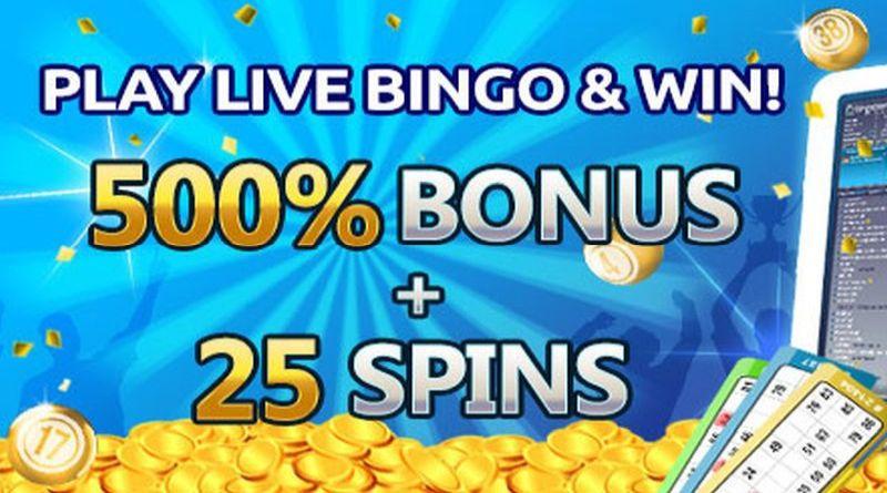 Bingocams bonus