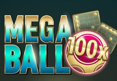 Live Mega Ball Evolution Gaming
