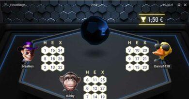 Hexa Bingo Unibet en Maria Casino